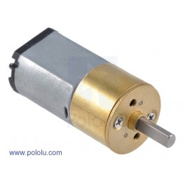 Minimotor 6 V / 140 rpm