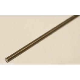 Stålaxel 4 x 250 mm