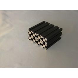 40 mm, 8 st, svart